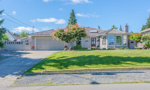 SOLD - 164 Garden W Road - Qualicum Beach
