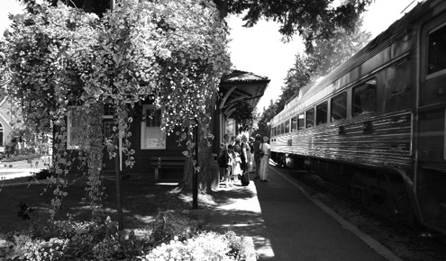 The Golden Age of Rail Travel - Island Style